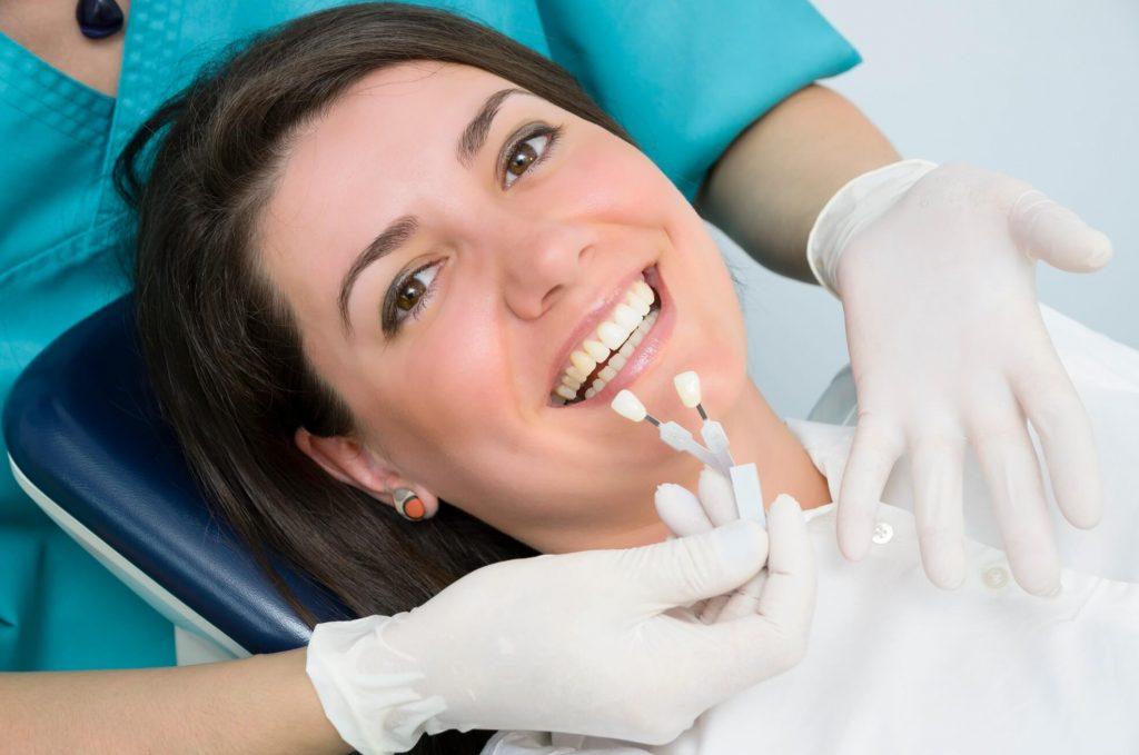 בדיקת התאמת שיניים